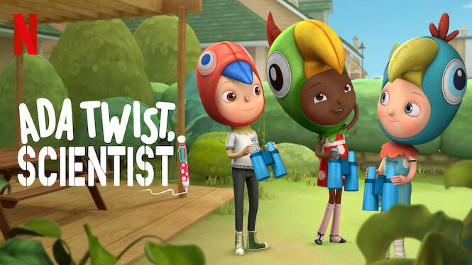 Ada Twist, Scientist on Netflix UK
